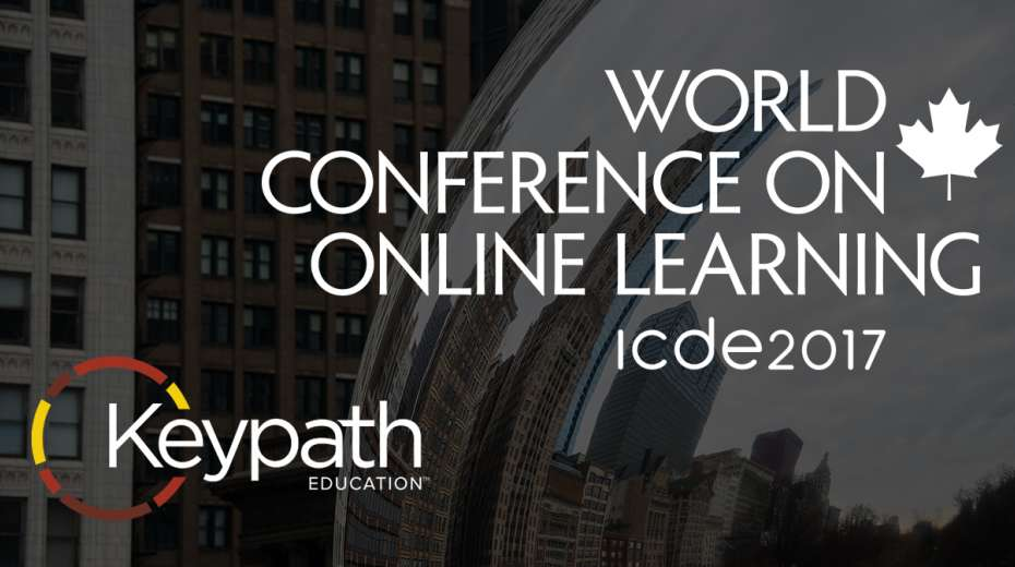 Keypath presents at world conference on online learning