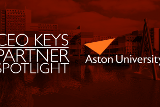 CEO Keys Partner Spotlight: Aston Universit