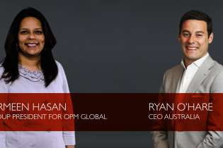 Nirmeen Hasan and Ryan O'Hare promoted to higher leadership within OPM.