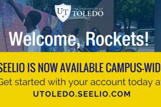 The University of Toledo Launches Seelio Campuswide