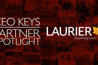 CEO Keys Partner Spotlight: Wilfrid Laurier University