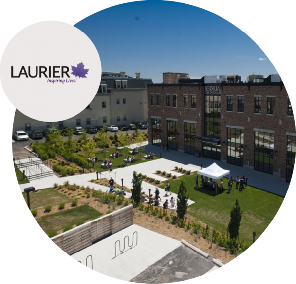 Laurier Testimonial Image